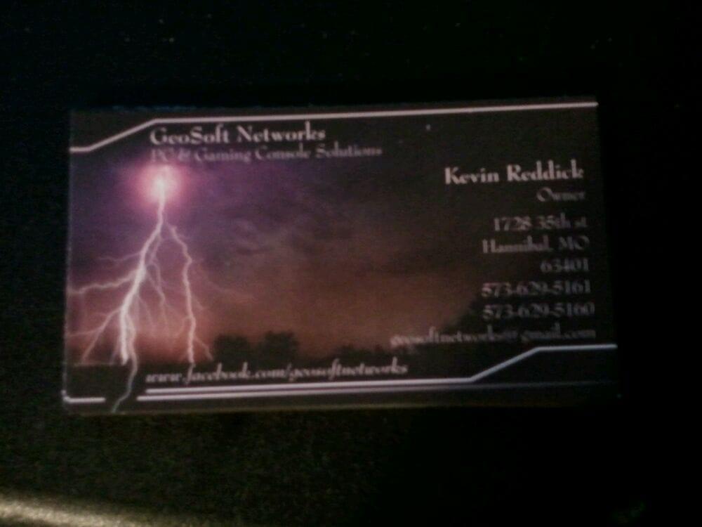 GeoSoft Networks: 1728 35th St, Hannibal, MO