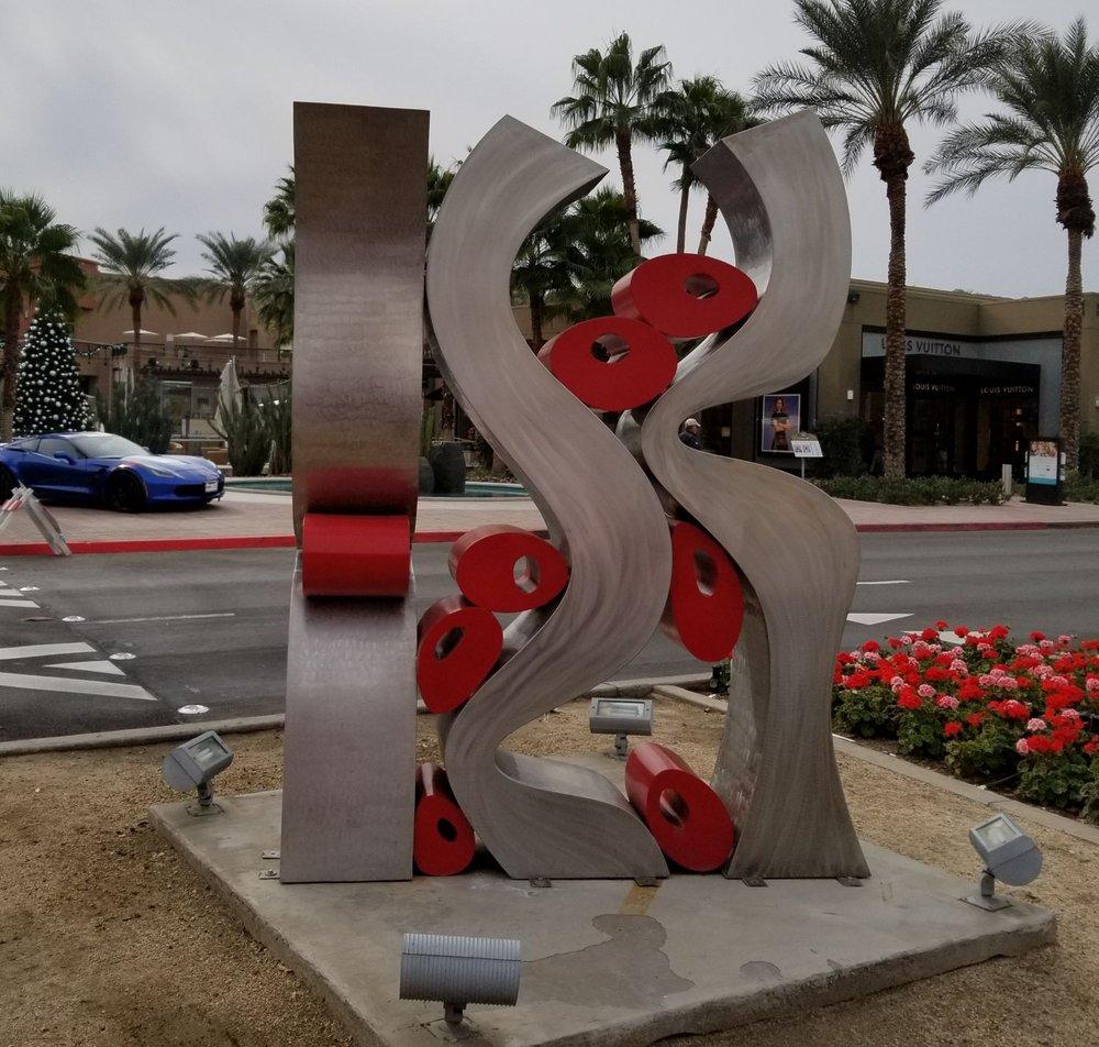 El Paseo Shopping District: 73-470 El Paseo St, Palm Desert, CA