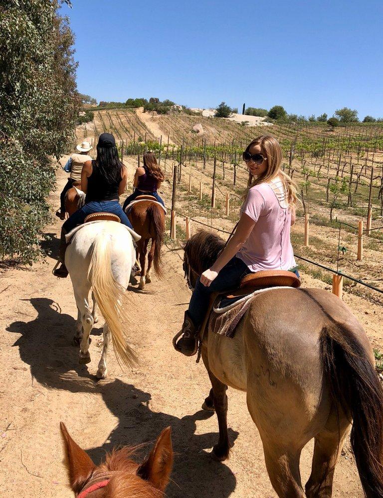 Adventures On Horseback