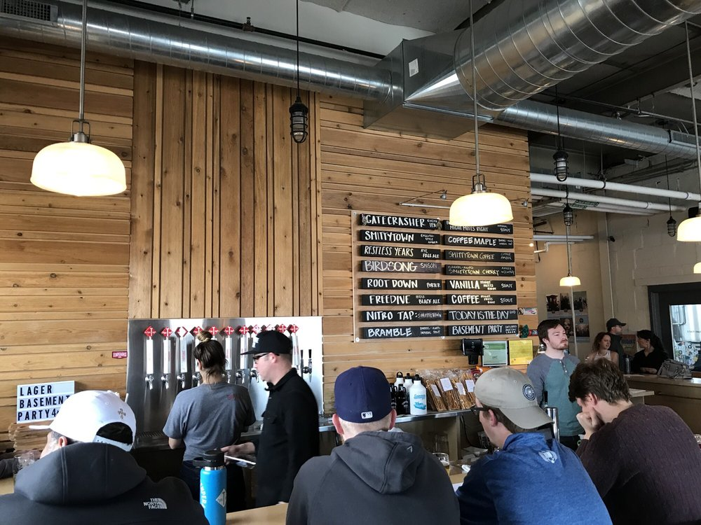 Temperance Beer Co: 2000 Dempster St, Evanston, IL