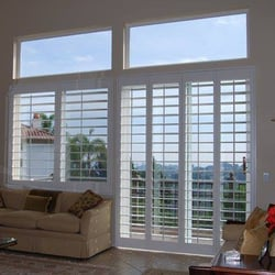 custom window shutters