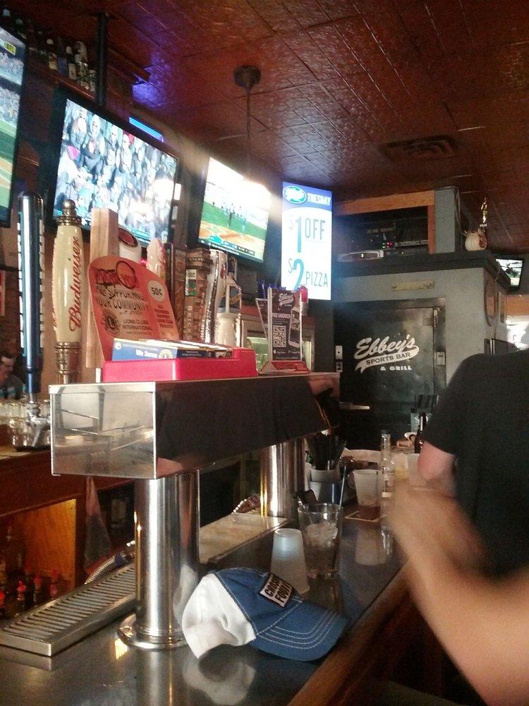 Ebbey George's: 402 Liberty St, Morris, IL