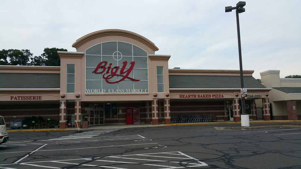 Big Y World Class Market: 403 Main St, Ansonia, CT