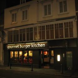 Gourmet Burger Kitchen Richmond Review