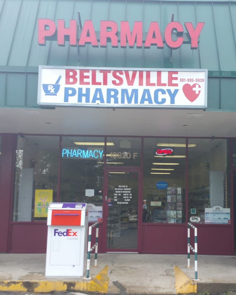 Rhode Island Ave Beltsville Md