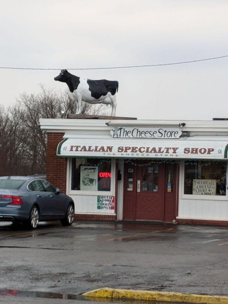 Cheese Store & More: 1111 W 15th St, Hazleton, PA