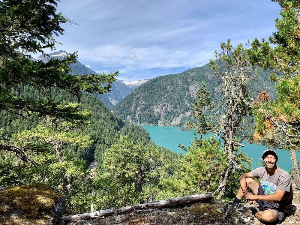 Photo of Thunder Knob Trail: Marblemount, WA