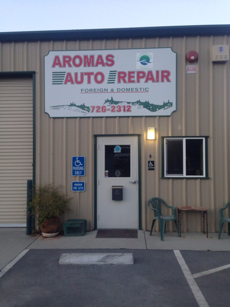 Auto Window Repair Near Me >> Aromas Auto Repair - Auto Repair - 367 Blohm Ave, Aromas, CA - Phone Number - Yelp