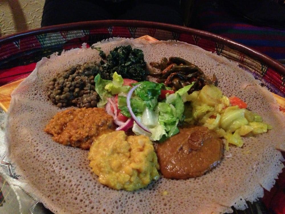 Ethiopian Food Near