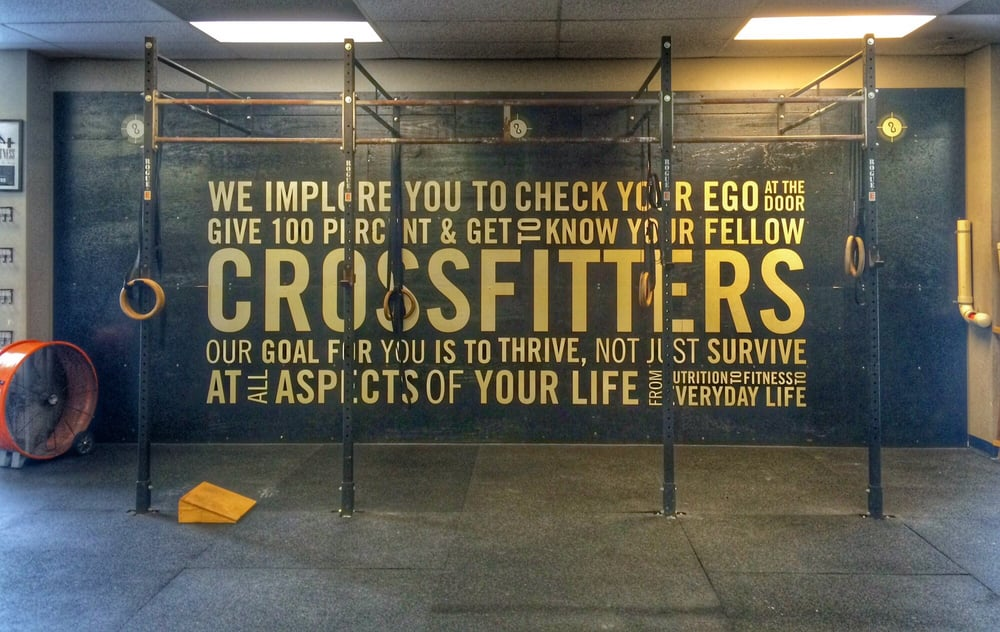 CrossFit On the Plains: 467 N Dean Rd, Auburn, AL