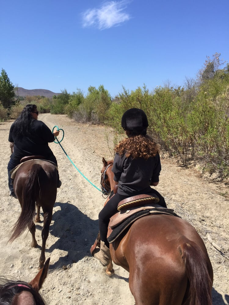 On The 1 Hr Trail Ride It Was A Nice Ride Yelp