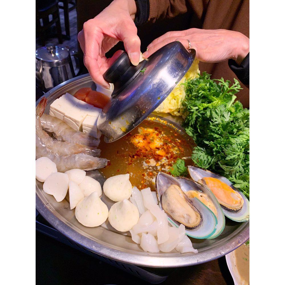 Seafood House Quan Oc