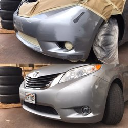 auto paint repair how to