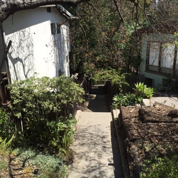 Photo Of Secret Stairs   Pasadena, CA, United States. First Set That Goes
