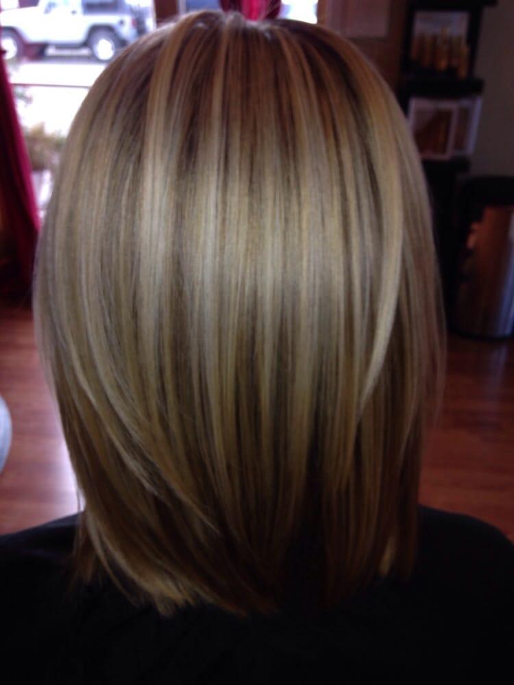 Kimberly At Chroma Salon Hair Extensions 3624 6th Ave Tacoma