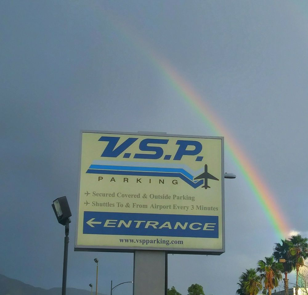 VSP Parking: 2612 N Hollywood Way, Burbank, CA