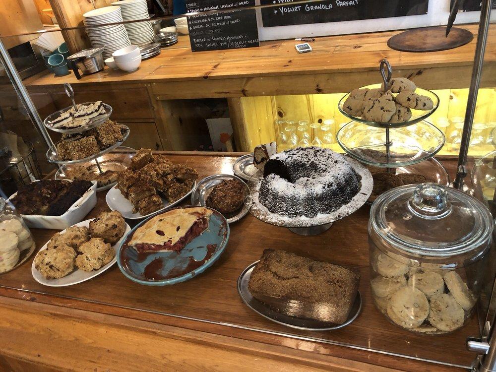 East Side Bake Shop: 1561 Crowley Lake Dr, Mammoth Lakes, CA