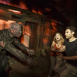 Halloween Horror Nights Universal City Ca