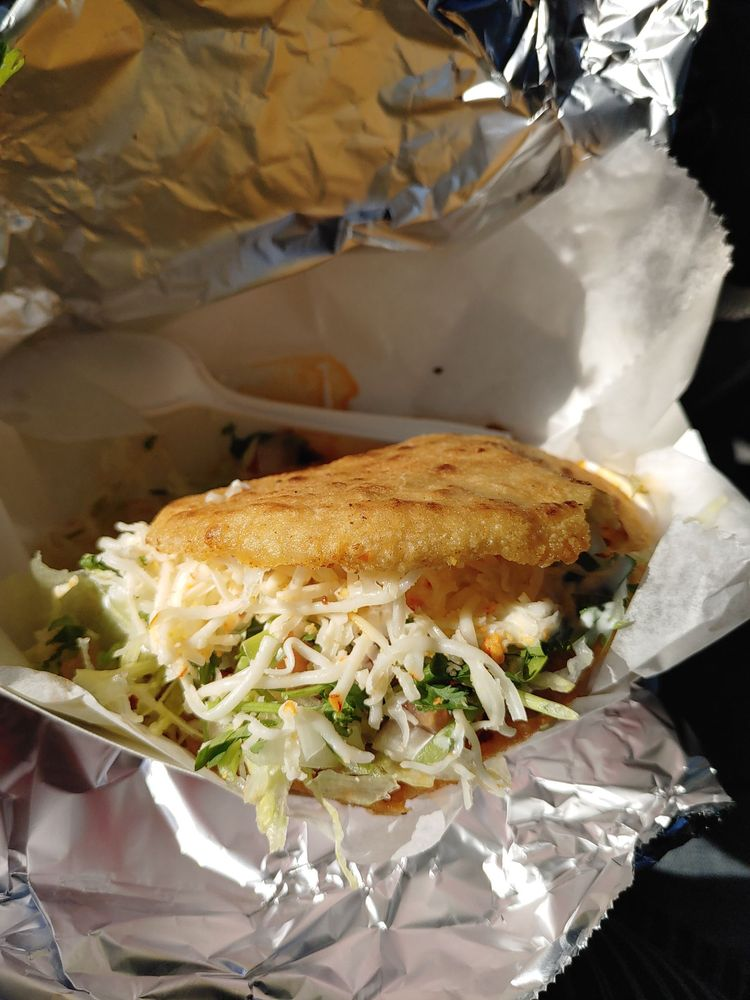 Taco Fuerte: 6949 Indianapolis Blvd, Hammond, IN