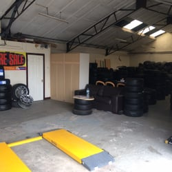 The tyre garage request a quote photos tyres unit