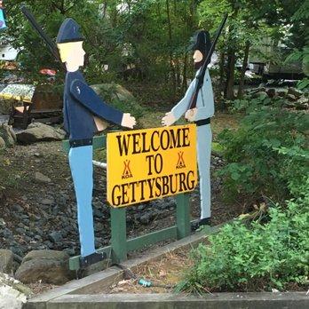 Gettysburg/Battlefield KOA - 20 Knox Rd, Gettysburg, PA