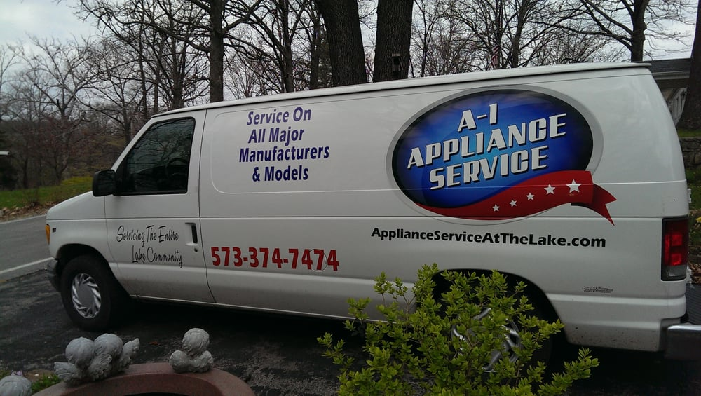 A-1 Appliance: Laurie, MO