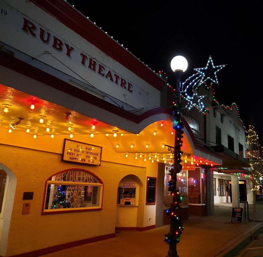 Ruby Theater: 1351 E Woodin Ave, Chelan, WA