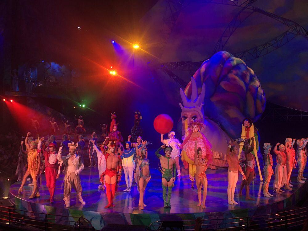 Cirque du Soleil - Mystère