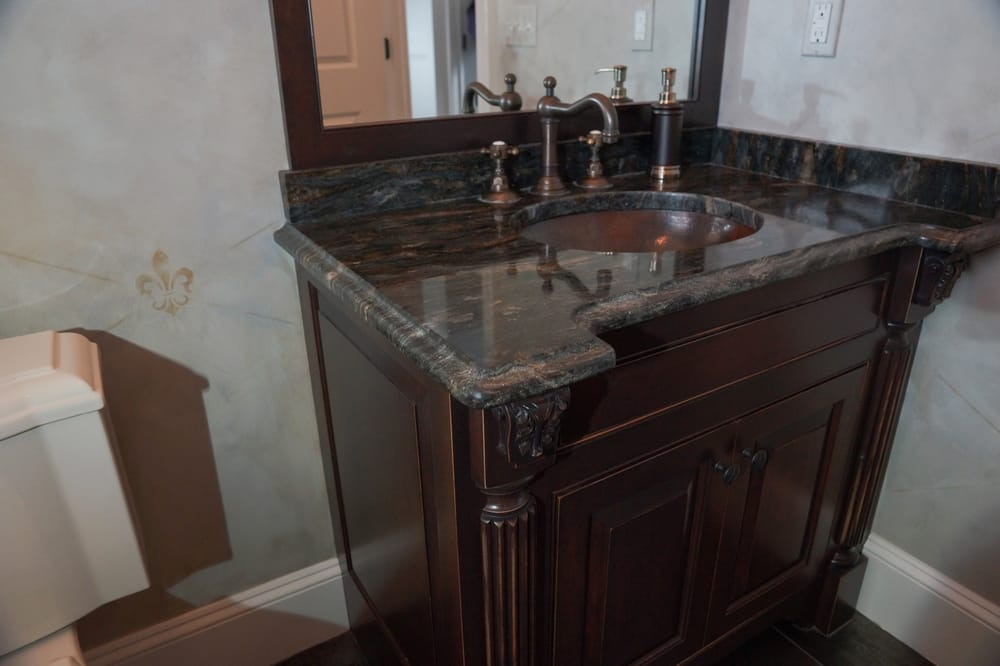 Photo Of Onyx Marble U0026 Granite   Framingham, MA, United States. Vanity