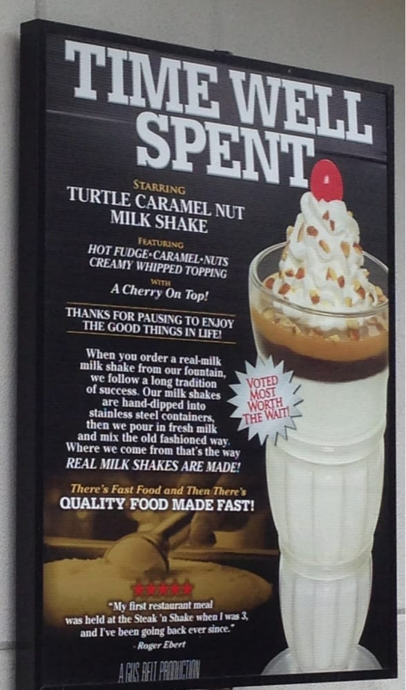 Steak and shake sandusky ohio
