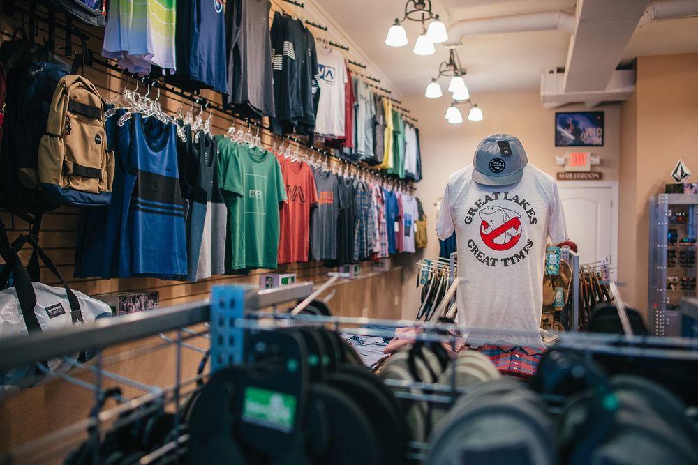 Lake Effect Surf Shop