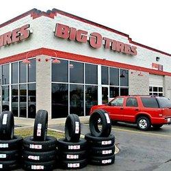 Big O Tires - (New) 14 Photos & 85 Reviews - Tires - 442