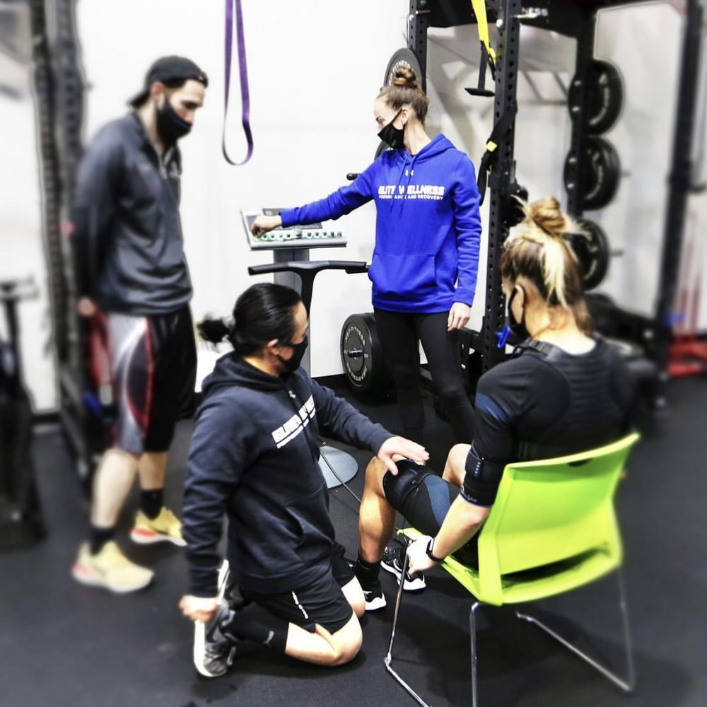 Elite Wellness Performance and Recovery: 44611 Guilford Dr, Ashburn, VA