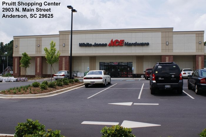 White Jones ACE Hardware: 2903 North Main St, Anderson, SC