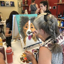 Painting with a Twist - Paint & Sip - 3038 Dyer Blvd ...