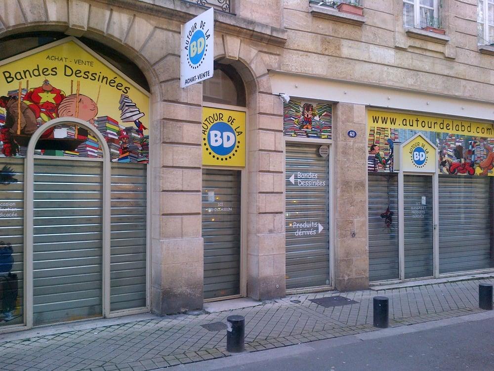 Autour de la bd bookshops 49 51 rue des ayres h tel for Hotel rue lafaurie monbadon bordeaux