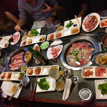 Photo Of Korea House   Houston, TX, United States. Drool @Korea House