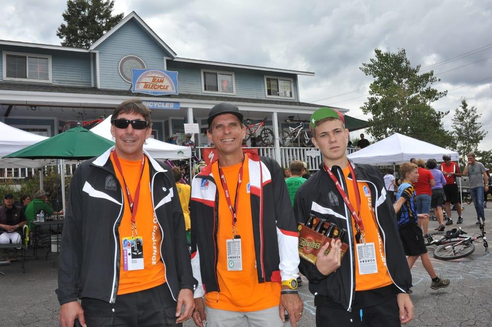 Team Telecycle: 615 S Baldwin St, Woodland Park, CO