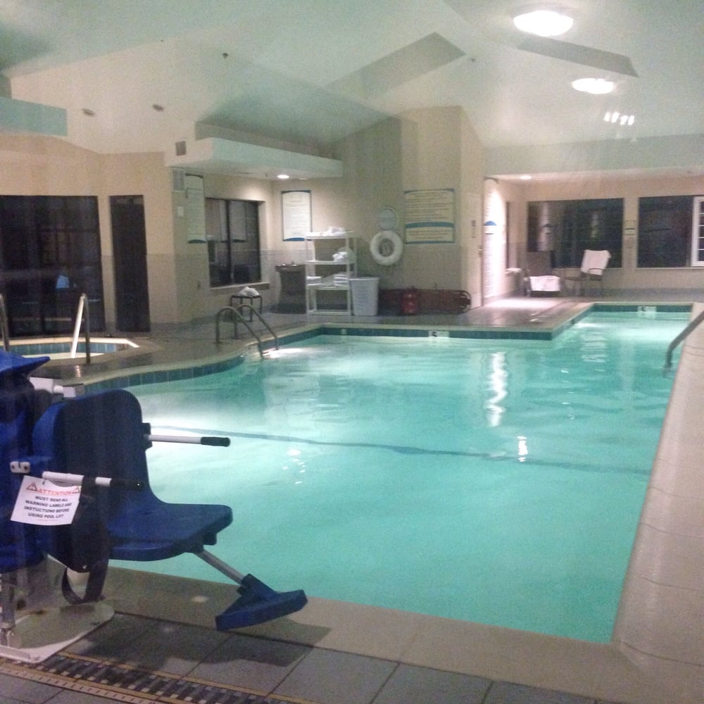 Indoor Pool And Hot Tub Yelp