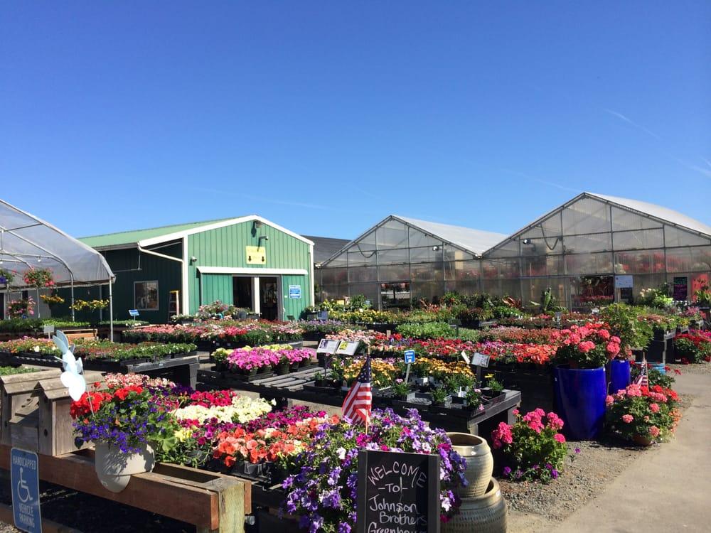 Photo Of Johnson Brothers Eugene Or United States Greenhouses Plant