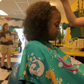 Snip-Its specializes in cutting all kids hair ages 3 months and up. Your expert in cutting all types of kids hair, wavy to straight, think to think we have you covered. Girls party Learn more about Snip-its Round Rock, Opens a popup/5(73).