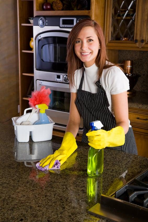 Дома уборщица на кухне фото, смотреть секс самый лучший голами