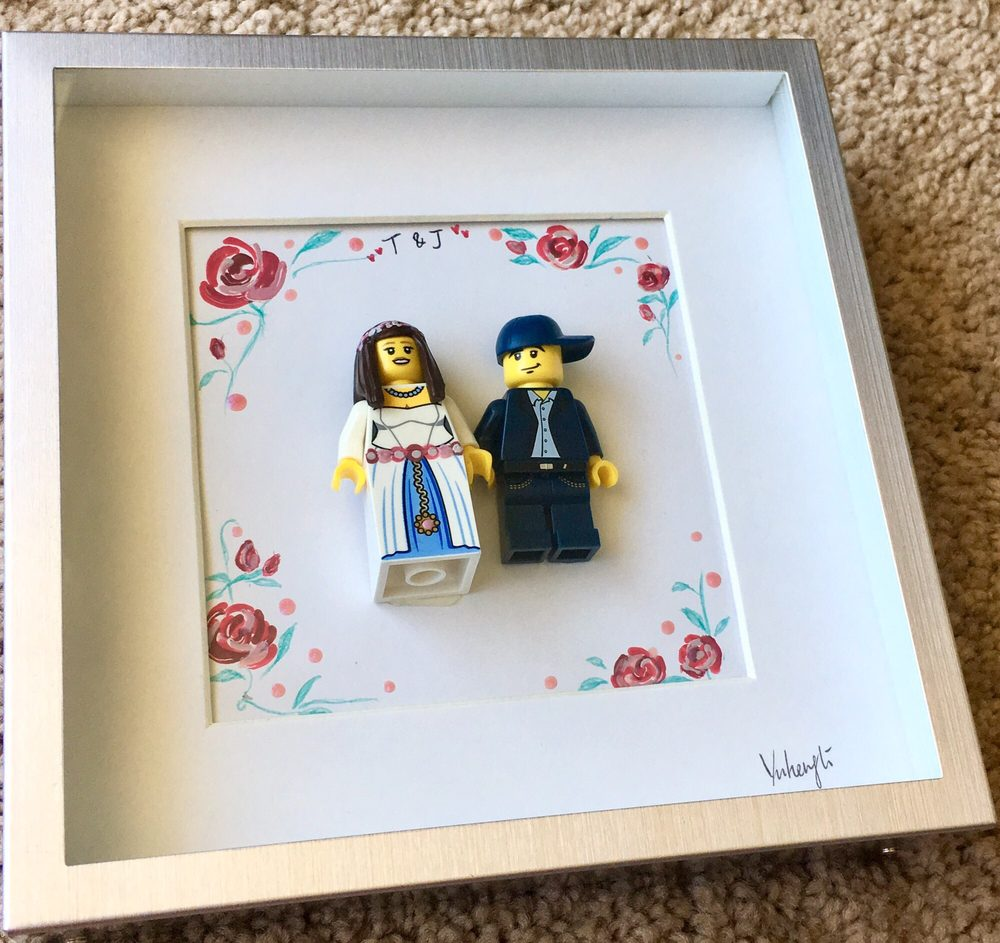 Handmade Lego Wedding Gift Yelp