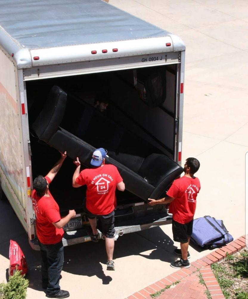 24 Hour Movers: Pueblo, CO