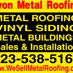 Lyon Metal Roofing Roofing 5600 Hwy 11 E Piney Flats