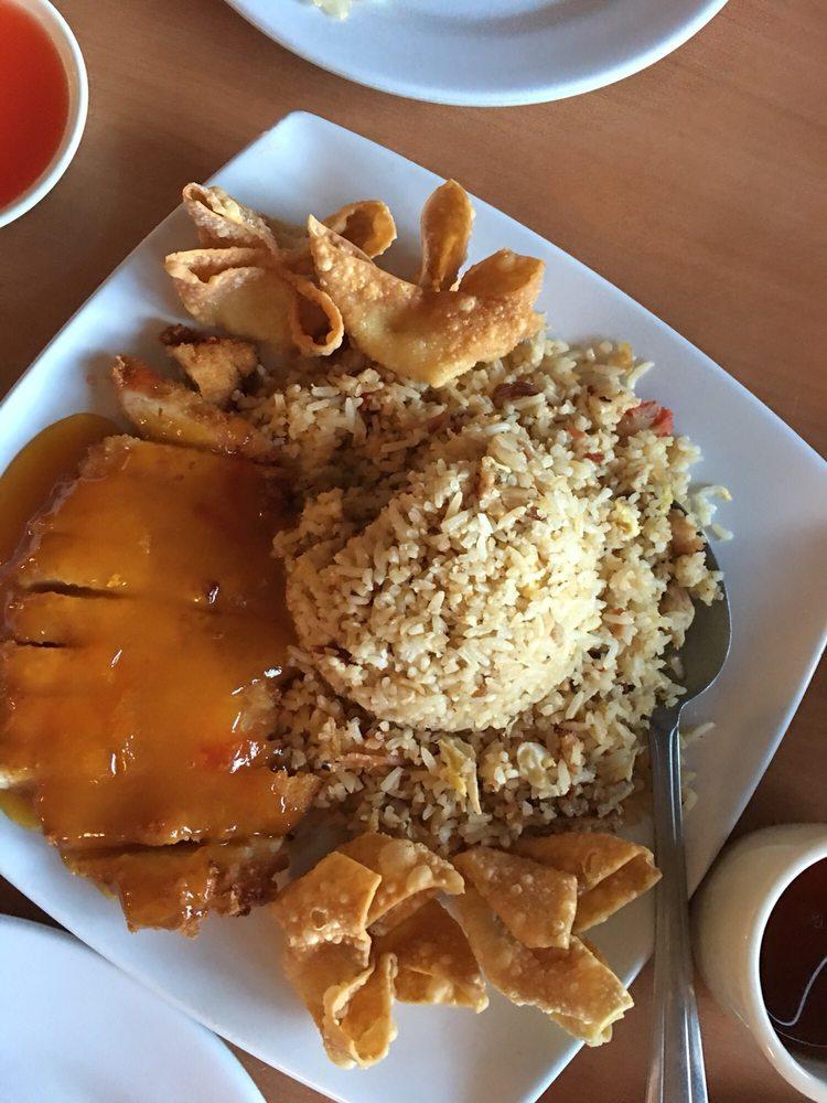 Golden Crown Restaurant: 1726 Campbell St, Baker City, OR