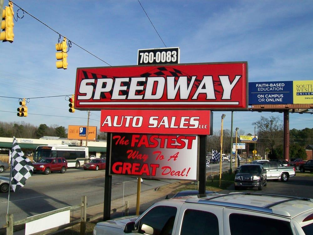 Speedway Auto Sales - Car Dealers - 911 Whitehall Rd ...