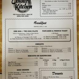 Foto De Old Town Country Kitchen Grill Bath Nc Estados Unidos