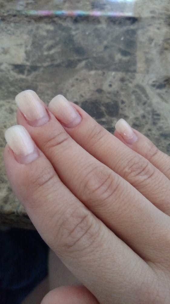 One month of healthy nail growth and perfect polish! (a lady that\'s ...