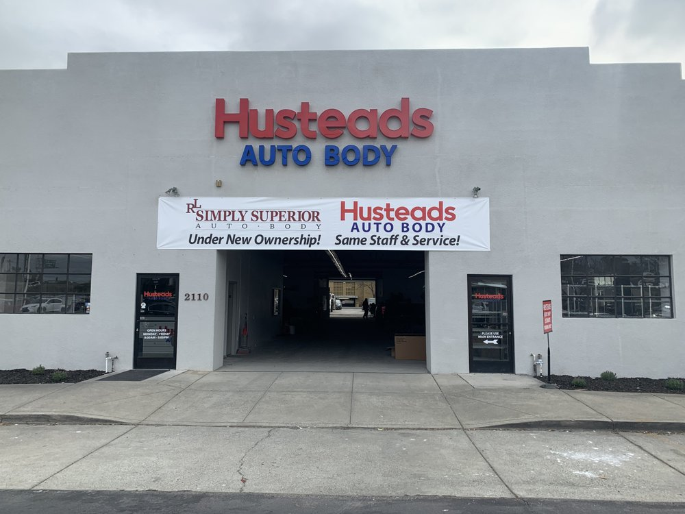Husteads Auto Body